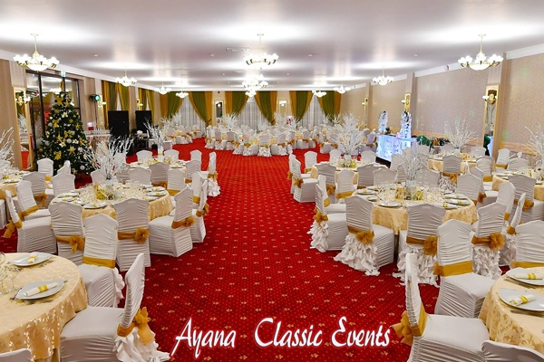 Ayana Classic Events
